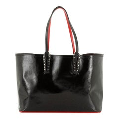 Christian Louboutin Cabata East West Tote Patent Small