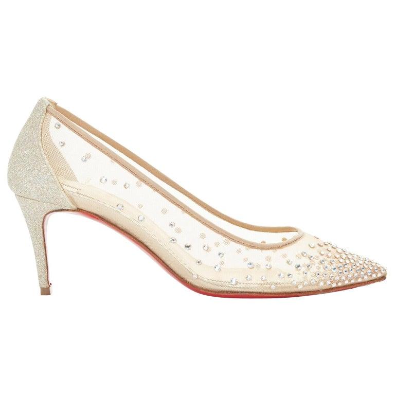 replica Christian Louboutin 10cm heels sandals shoes [shoes246] - $155.00 : Luxury Shop