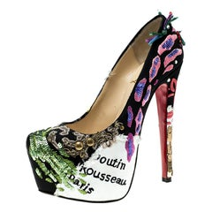 21st Century and Contemporary Shoes