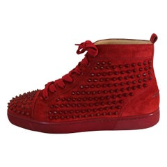 Christian Louboutin Louis Spikes Sneakers 44