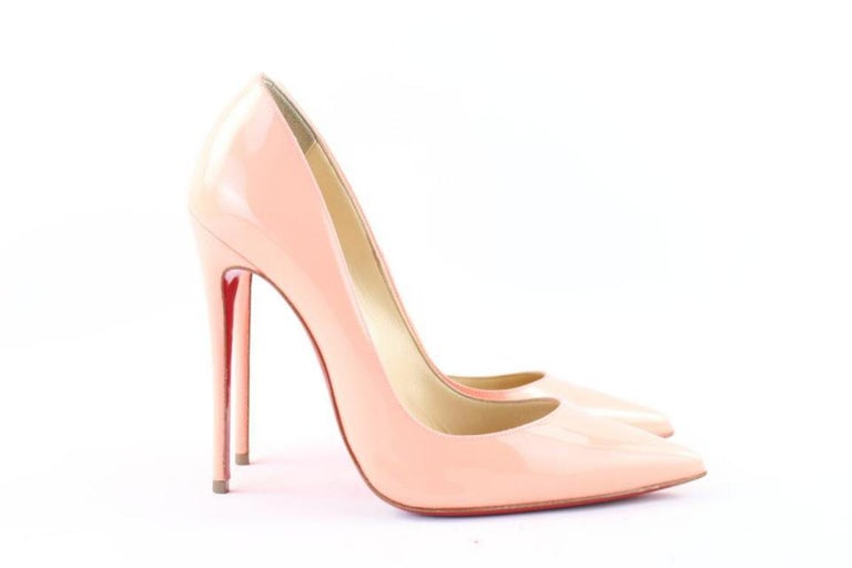 ee210eccc60 Christian Louboutin Pink Flamingo So Kate 120 2clr1115 Sandals For ...