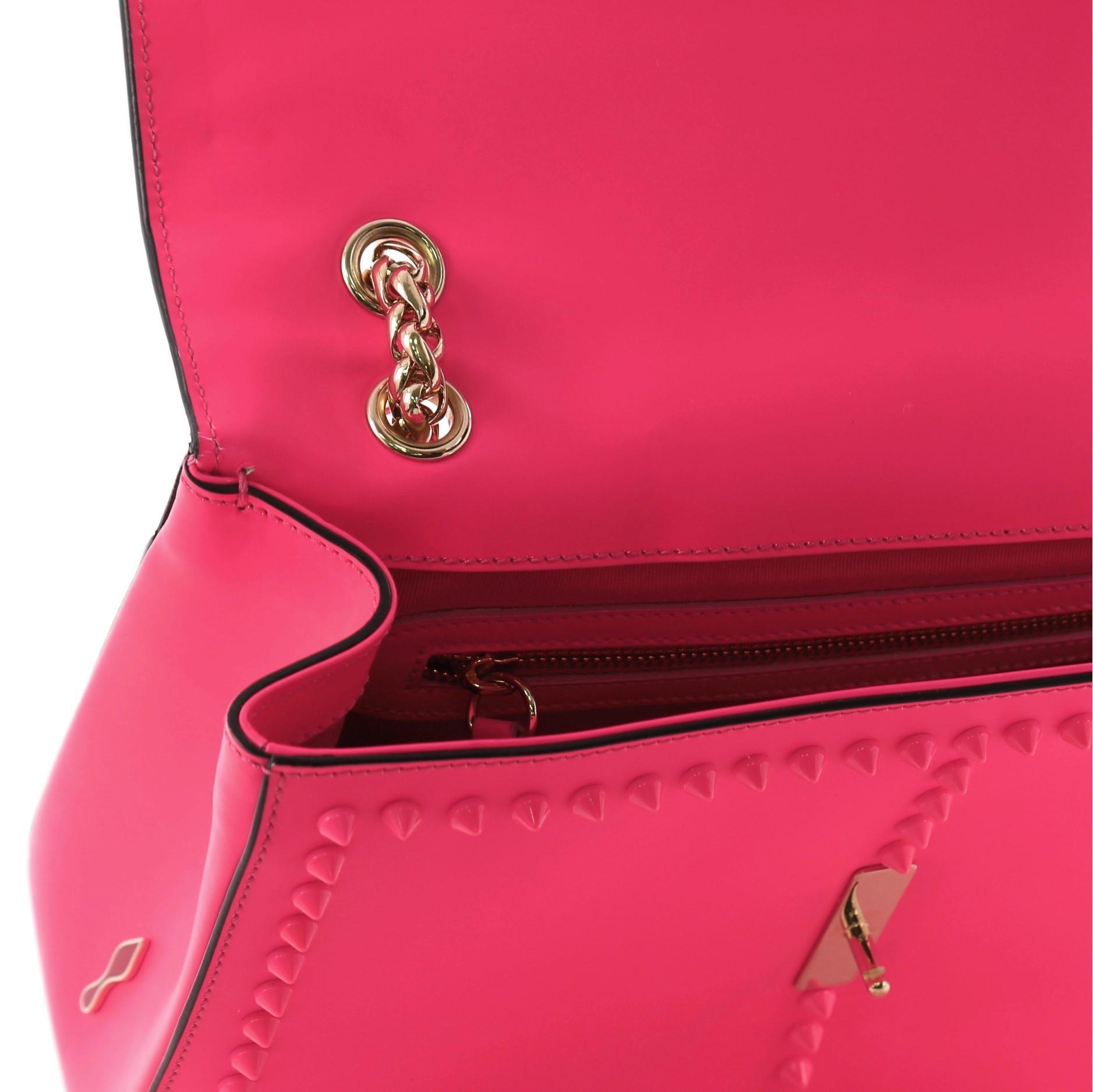 d826f224139 Christian Louboutin Sweet Charity Crossbody Bag Leather Medium