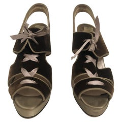 Christian Louboutin Vlevet sandal