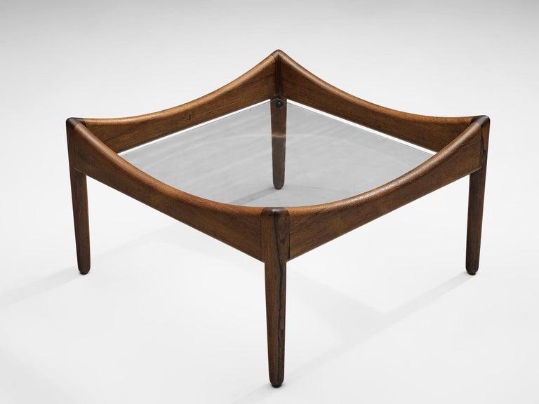 Danish Kristian Solmer Vedel 'Modus' Side Table