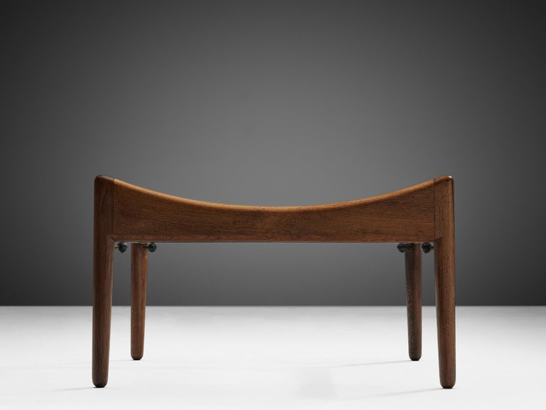 Mid-20th Century Kristian Solmer Vedel 'Modus' Side Table