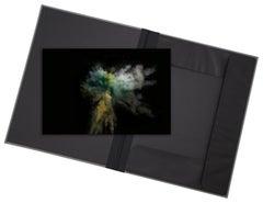 Burst I - limited edition photograph in archival artwork portfolio gift binder