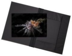 Burst III - limited edition photograph in archival artwork portfolio gift binder