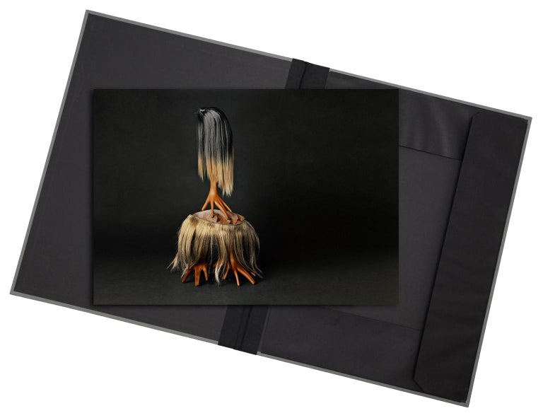 Christian Stoll Color Photograph - Creature III - limited edition photograph in archival portfolio gift binder