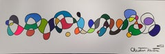 Soul train, Painting, Acrylic on Canvas