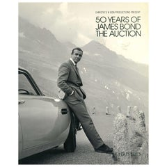 CHRISTIE'S 50 YEARS OF JAMES BOND THE AUCTION, 2012 Catalogue