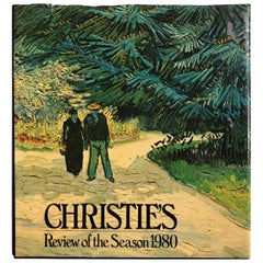 Christie's Auction House Review of the Season 1980, Studio Vista, London