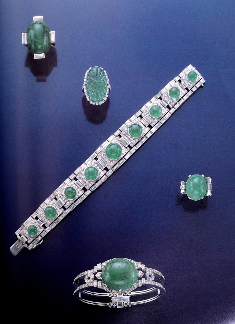 Christie's Auction New York Important Jewels December 8, 1993 #7806 For Sale 5