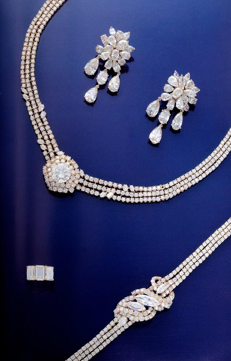 Christie's Auction New York Important Jewels December 8, 1993 #7806 For Sale 7