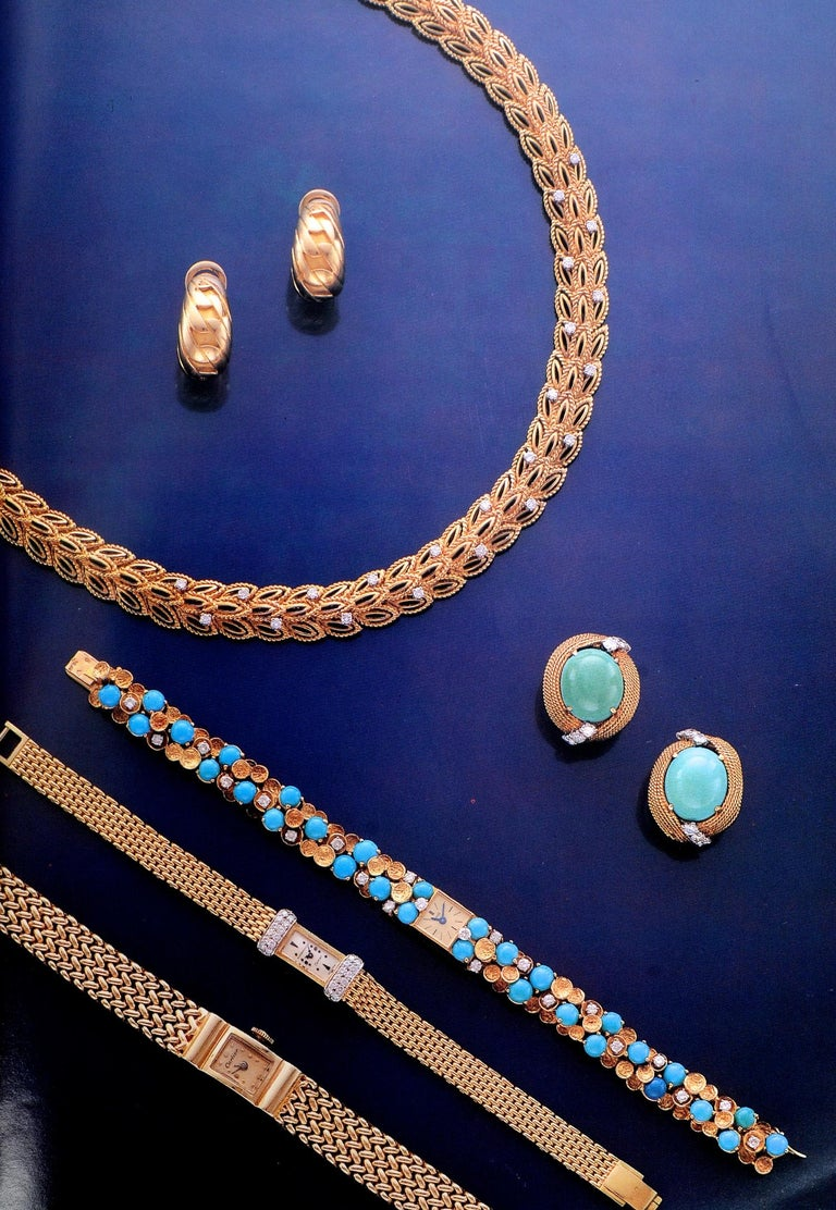 Late 20th Century Christie's Auction New York Important Jewels December 8, 1993 #7806 For Sale