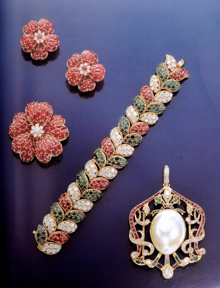 Christie's Auction New York Important Jewels December 8, 1993 #7806 For Sale 3