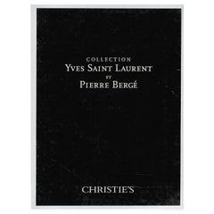 Christies, Collection Yves Saint Laurent & Pierre Berger, 'Books'