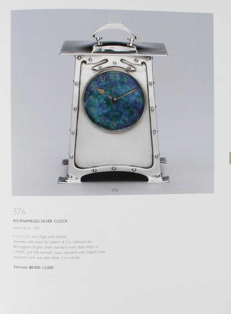 Christie's: Fine and Decorative Arts: The Maurice & Margo Cohen Collection, 5/99 For Sale 5