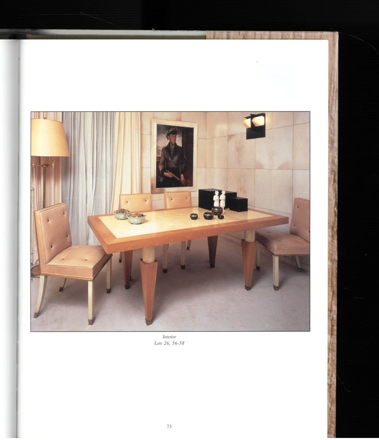 Christies London, May 2000, a Private European Collection 'J M Frank' For Sale 3