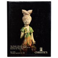 Christie's, The Hardy Collection of Early Chinese Ceramics & Works of Art, 1995