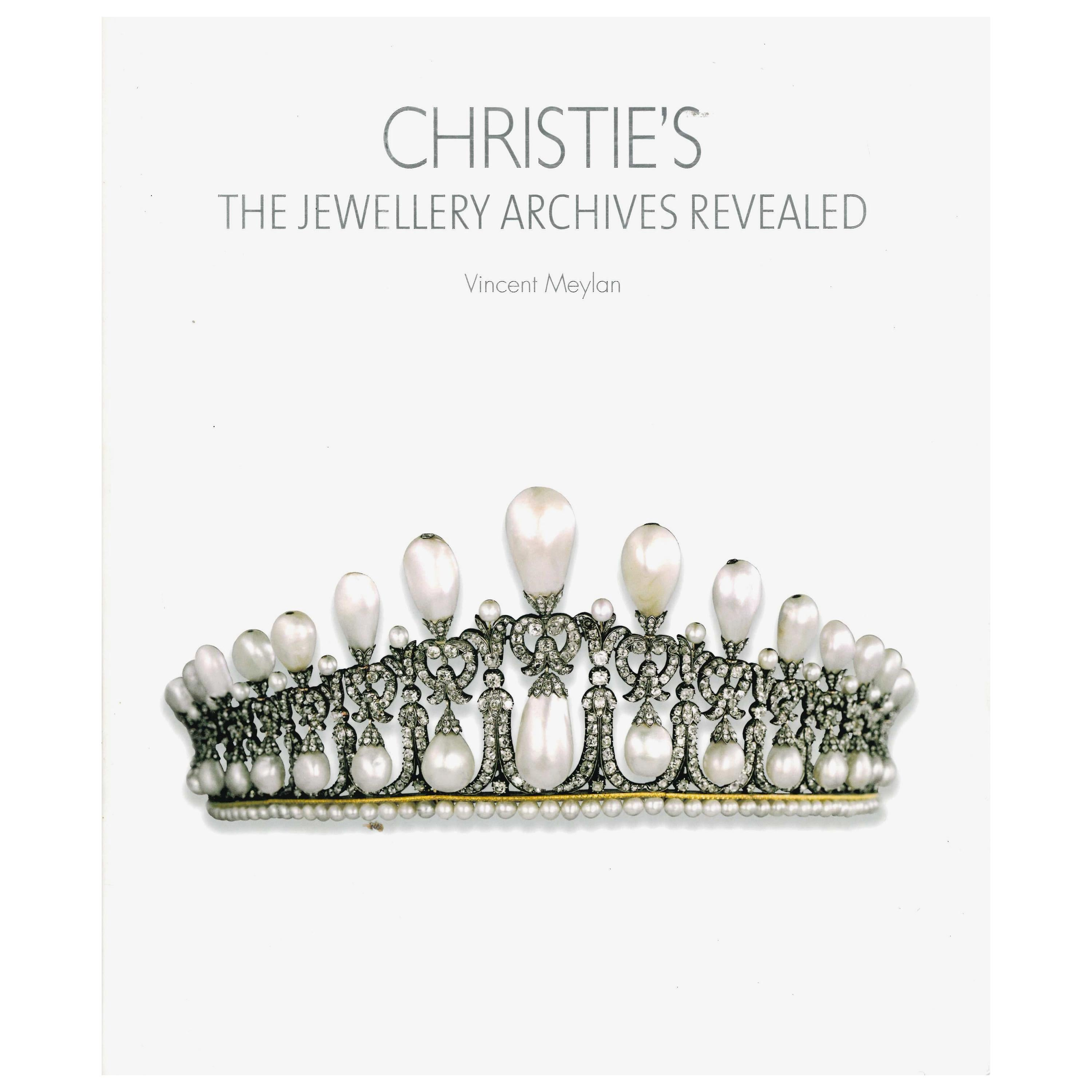 CHRISTIE'S, The Jewellery Archives Revealed 'Book'