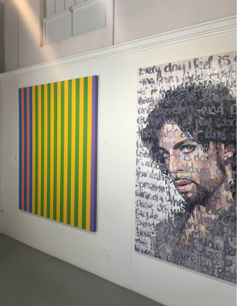 Large Oil Painting Titled: Prince For Sale 1