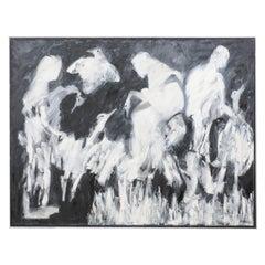 Christine Opolus 'American, 20TH C' Painting