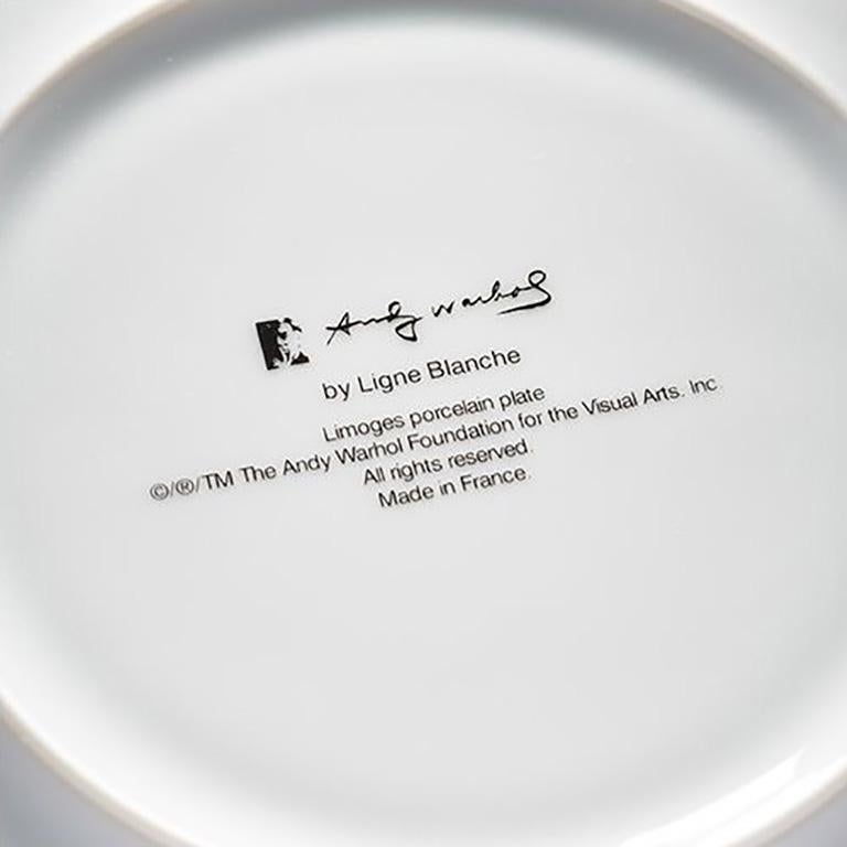 Porcelain salad plate
