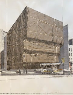 Whitney Museum of American Art, Packed, Project for New York