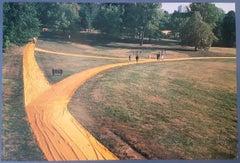 Wrapped Walk Ways, Loose Park, Kansas City Missouri 1977-78