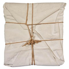 Christo and Jeanne-Claude, Wrapped Book, multiple, 1973