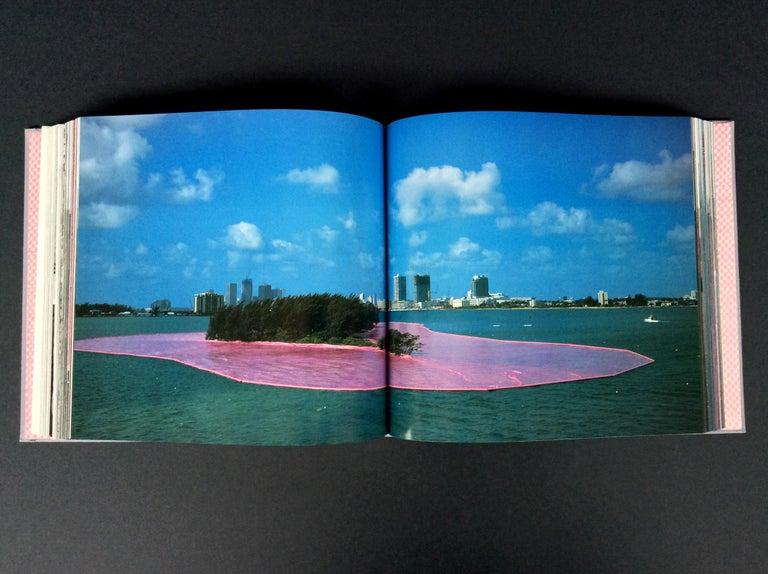 Linen Christo & Jeanne-Claude Monograph