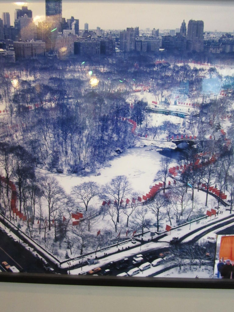 American Christo / Jeanne-Claude Photo of