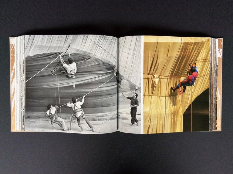 Christo & Jeanne-Claude Monograph