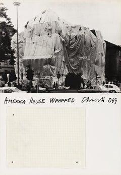 America House Wrapped, Heidelberg