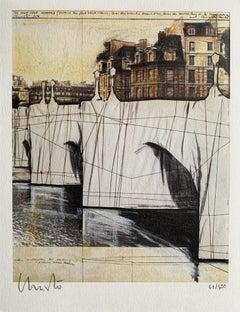 Pont Neuf 1985 (1995-2020) (signed)