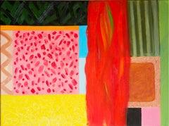 Christo Sharpe, Road to Seville, Contemporary Art, Original Abstract Art