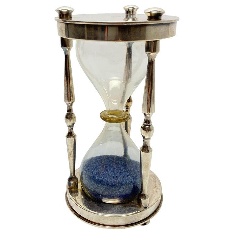 Christofle Hourglass For Sale
