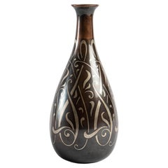 Christofle Silverware Vase
