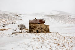 Blind House (Snjor series) by Christophe Jacrot - Landscape photography, Iceland