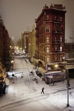Chinatown - Cityscape, New York, Travel photography, HIgh rise buildings, Winter