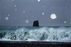 La vague (Waves, Seascape, Snow, Blizzard, Sea Views)