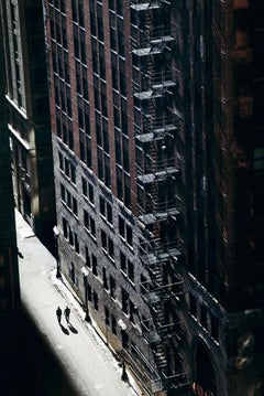 L'éclaircie - Cities, High rise buildings, New York, America, Color photography