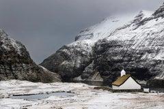 Lost Chapel (Blizzard 3 series, Landscape photography)