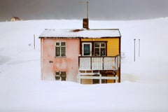 The Tiny House, Snjór series  - Winter Landscape Photography