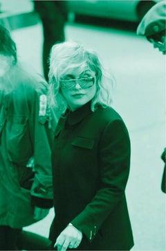 Singer Deborah Harry (Blondie)