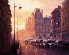 Light of Paris, study