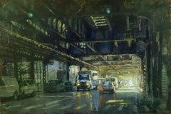 NYC - Under the Williamsburg Bridge