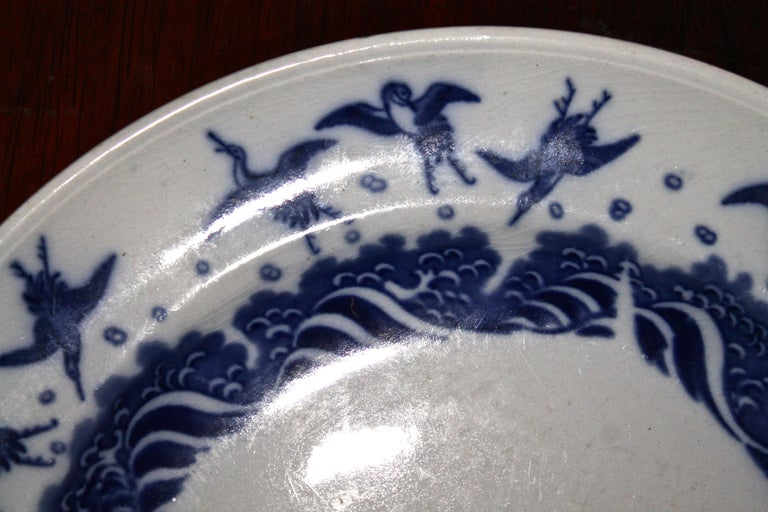 English Christopher Dresser Design Minton's 4 Dinner Plates For Sale