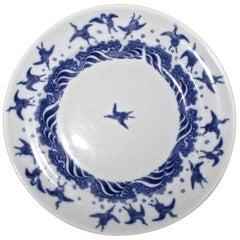 Christopher Dresser Design Minton's 4 Dinner Plates