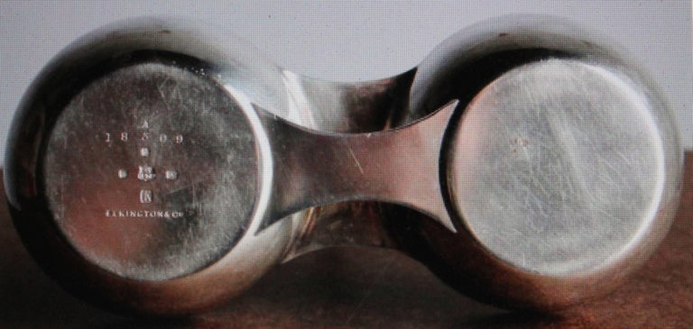 Other Christopher Dresser Elkington & Co. Silver-Plate Cruet For Sale